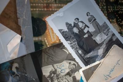 AT HOME NOW: Tackle Your Printed Photo Collection