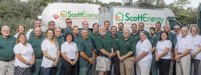 Scott Energy team