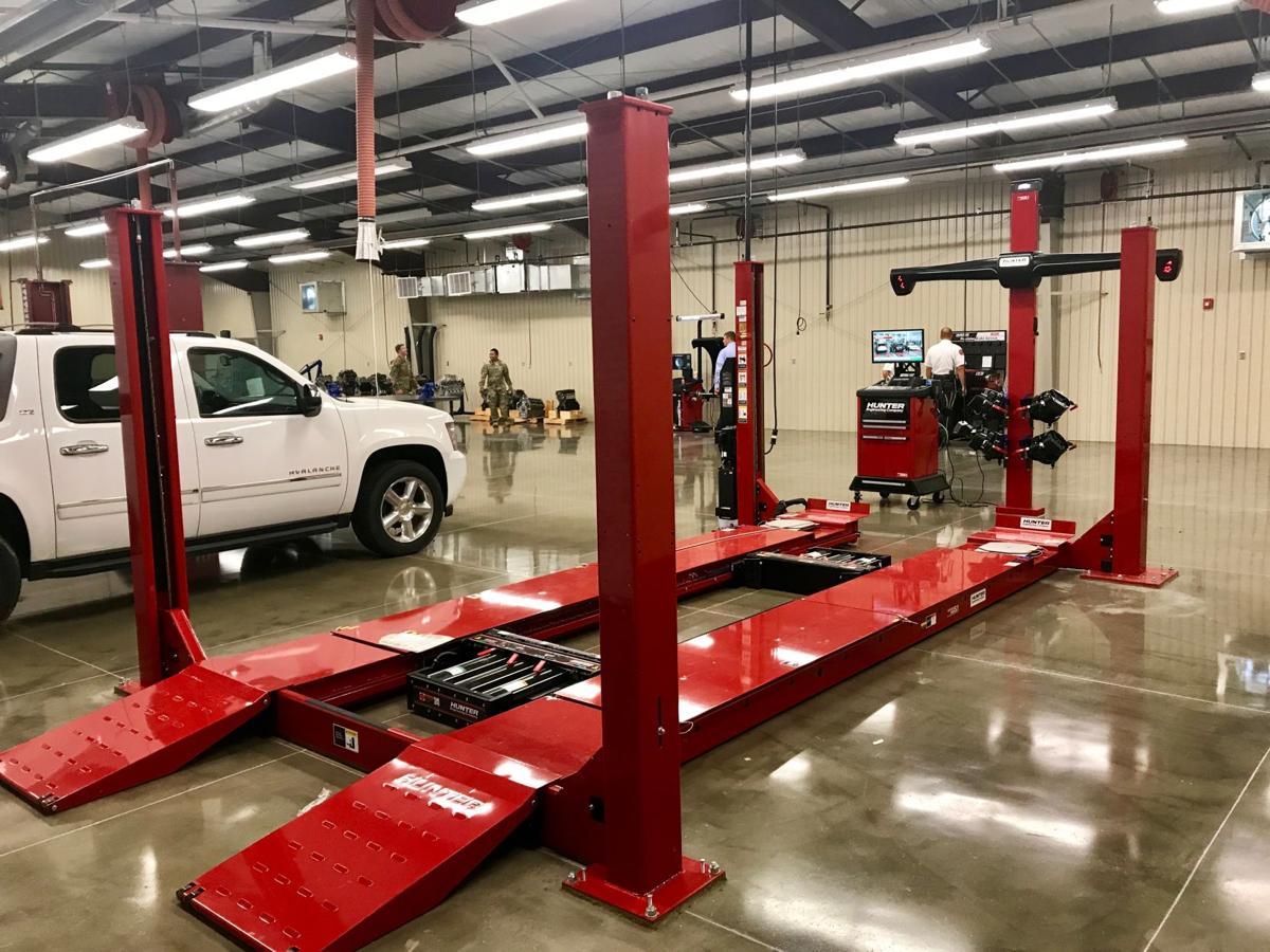 shelton state automotive technician