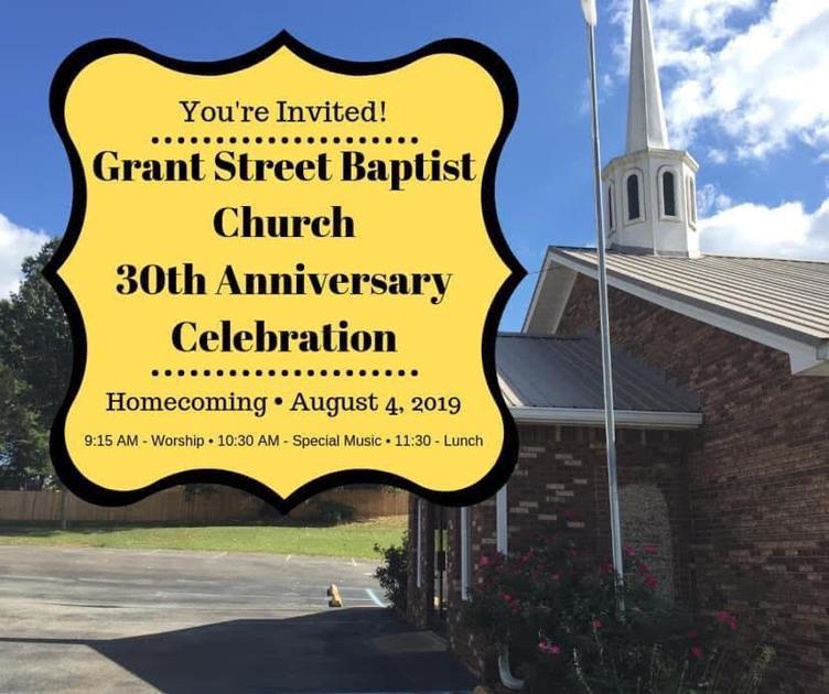 Grant Street Baptist Church 30th Anniversary Celebration