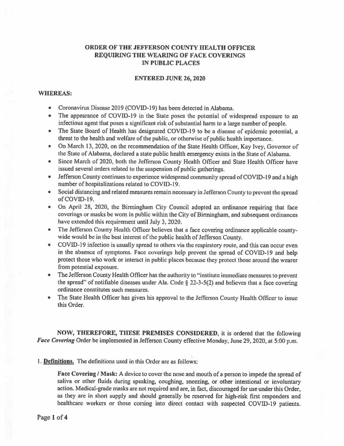 Jefferson County Face Covering Order June 26, 2020.pdf