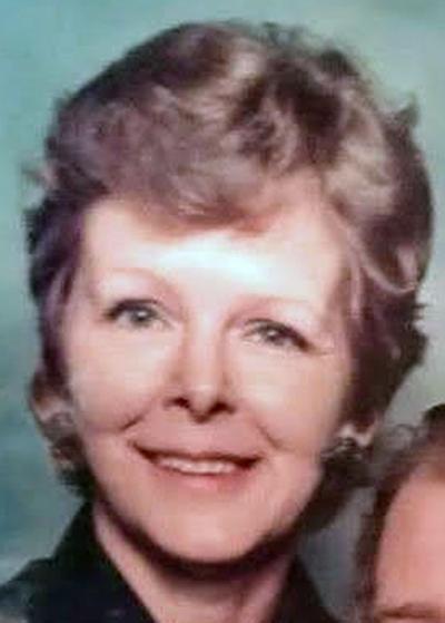 Beverly Ann Rodery Reagan