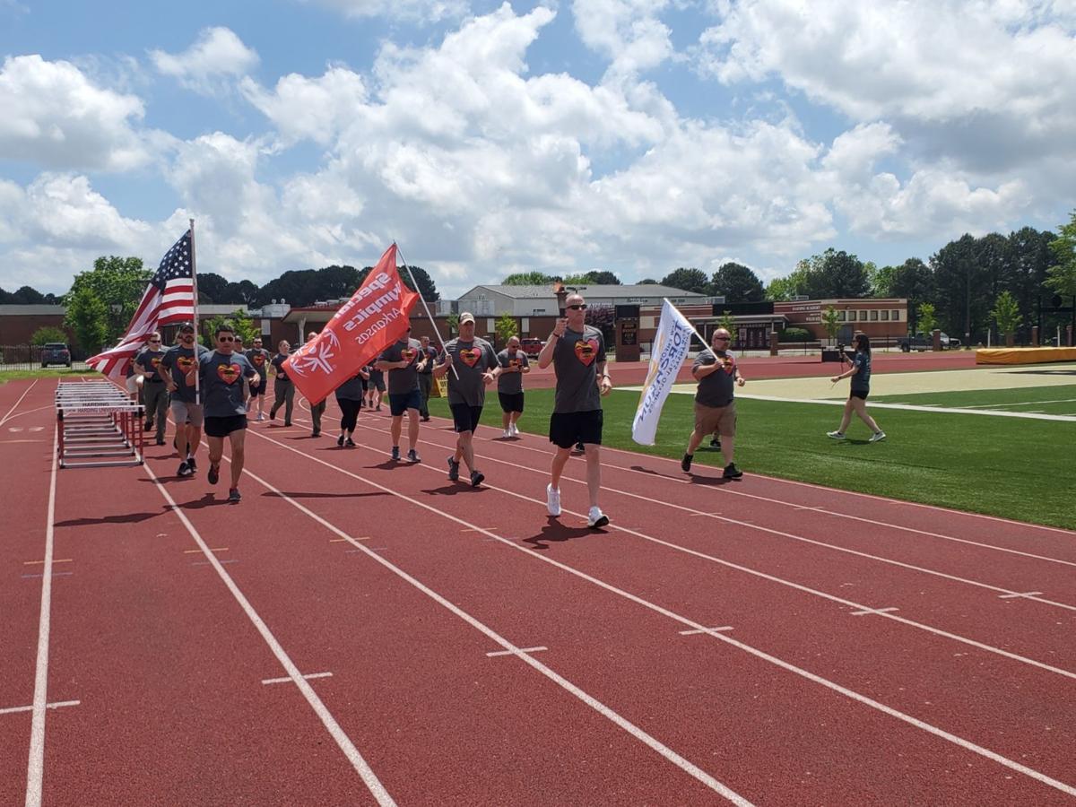 Torch Run Parade