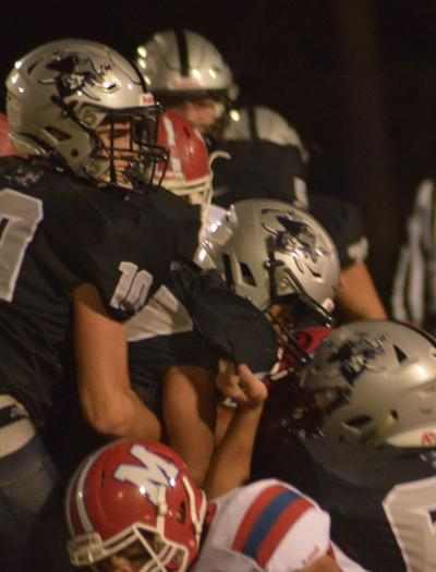 Riverview gives up 26 points in first half