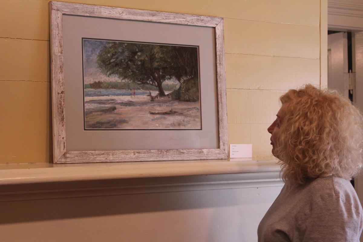 Observing the work of Michele Clark