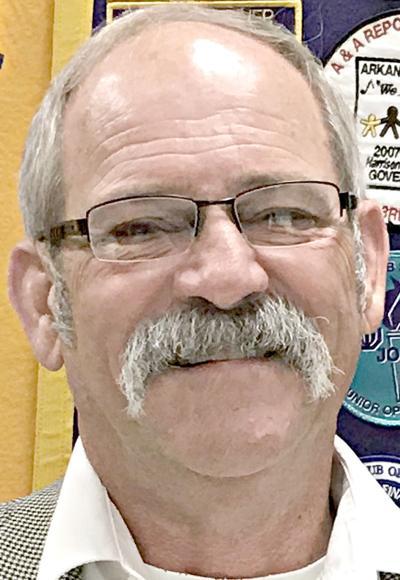 White County Judge Michael Lincoln