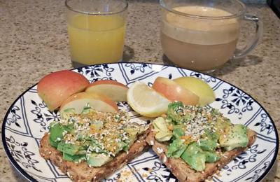 Angela Ford: A healthy breakfast combo