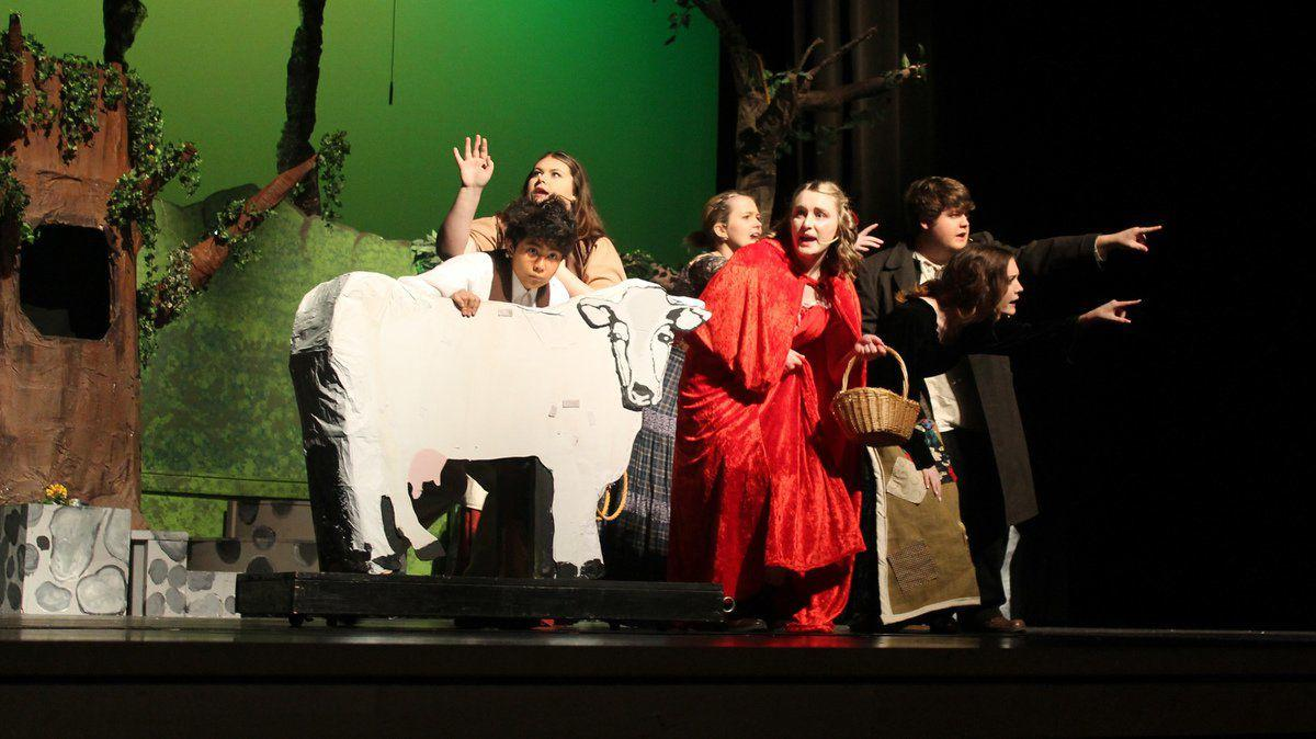 Drawing audience 'Into the Woods'