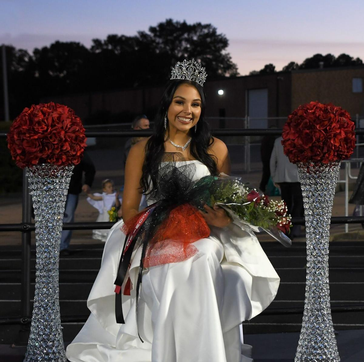 Searcy's homecoming queen