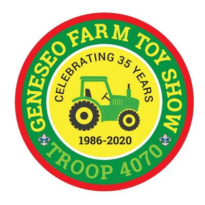 Geneseo Farm Toy Show going online for 2020
