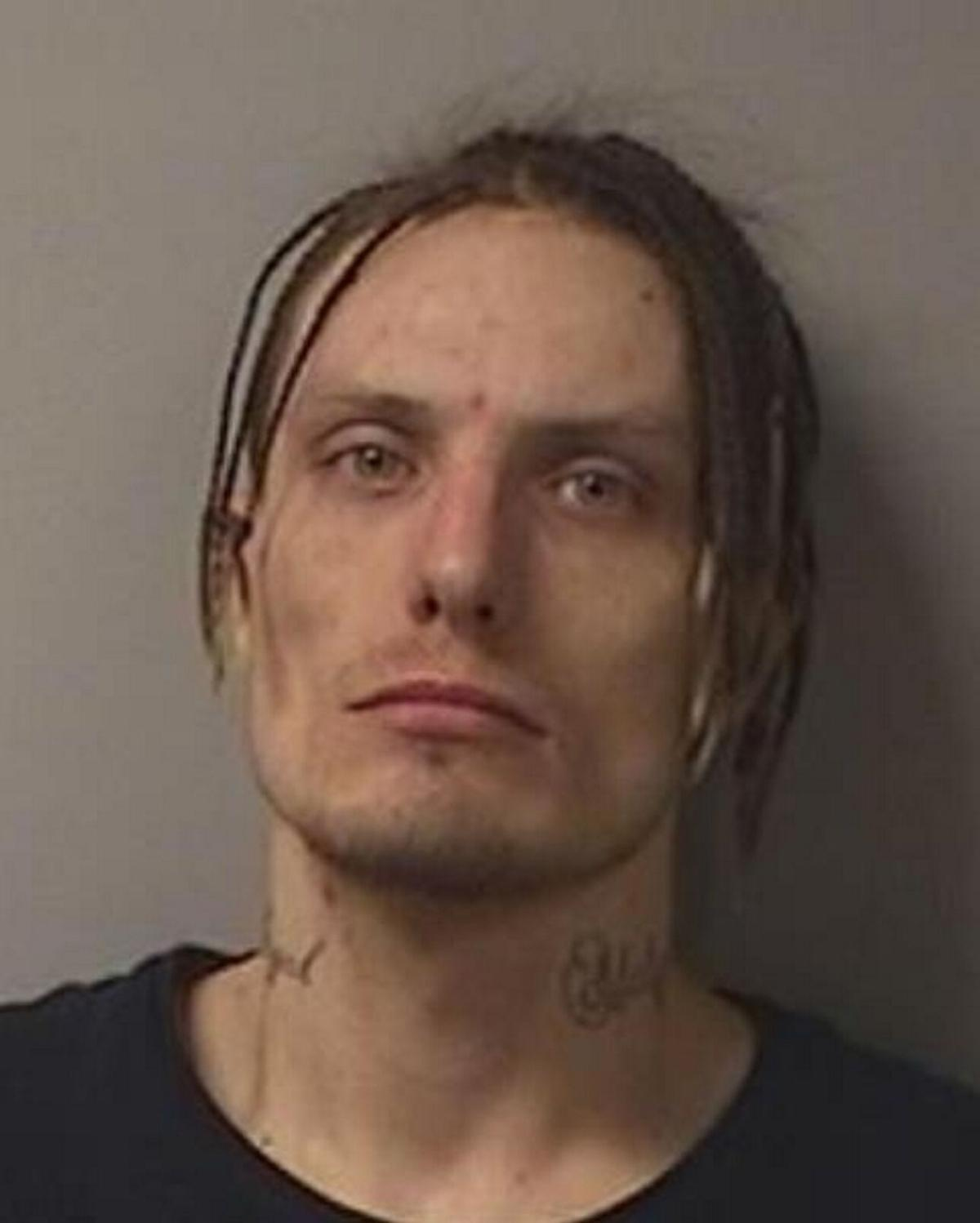 Burglary charge results in jail