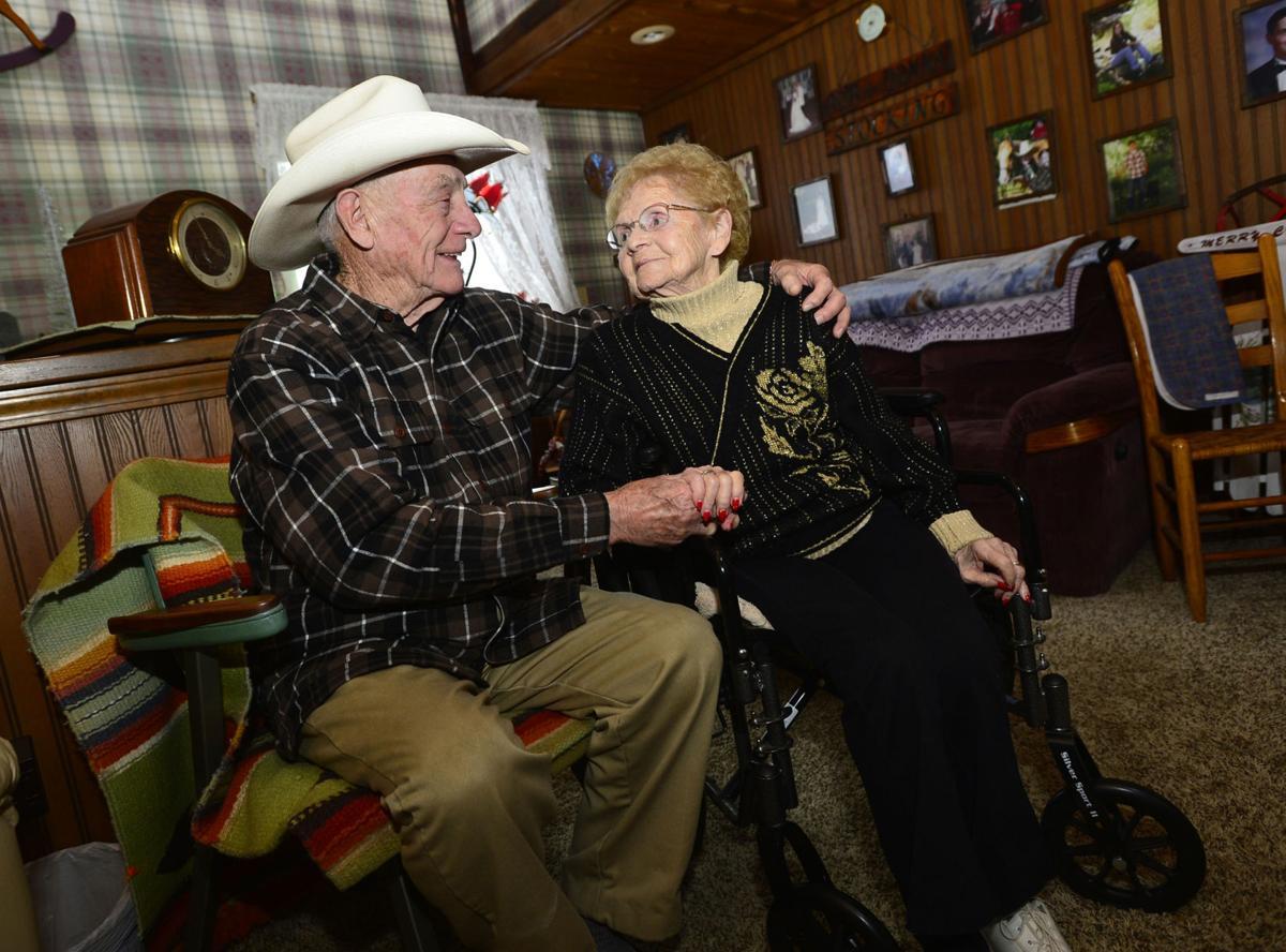 Stocking generosity for 83 years