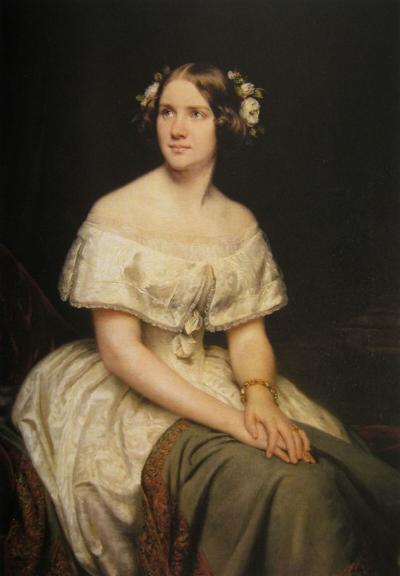 Burke carried a torch for 'Swedish Nightingale'