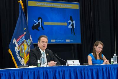 As reopening begins, Cuomo urges caution