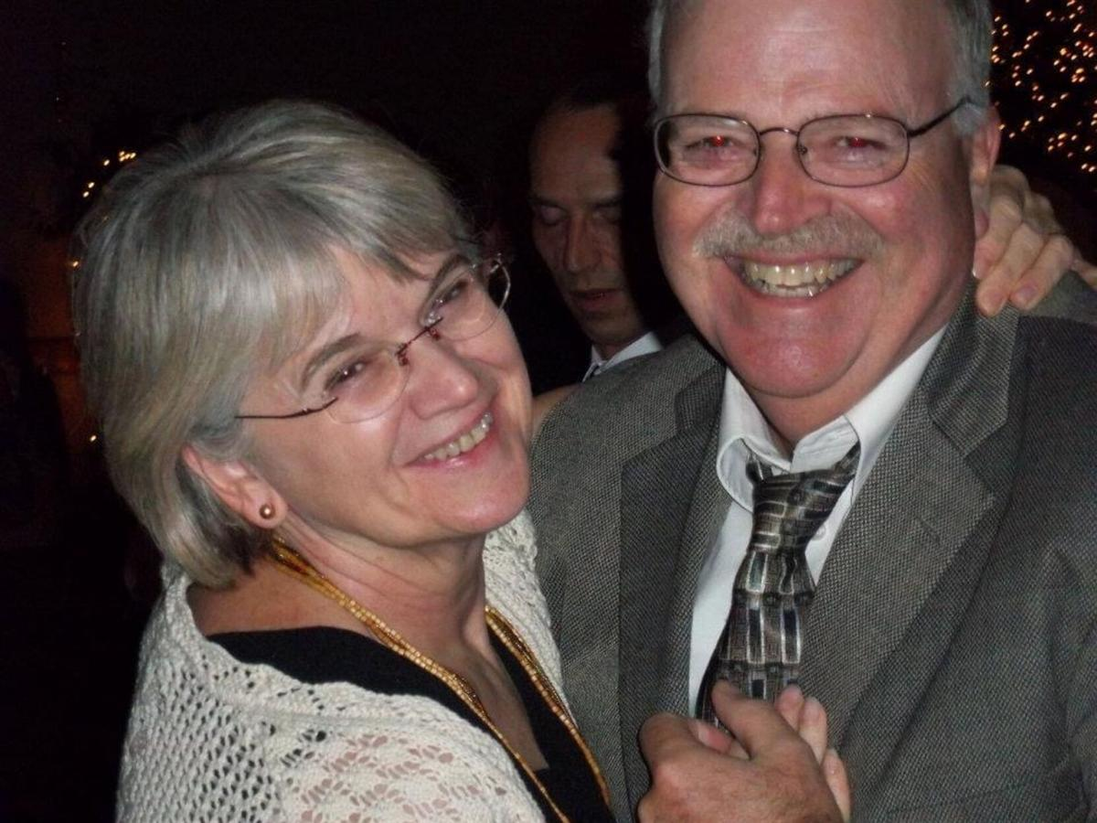Dennis and Barbara Shine