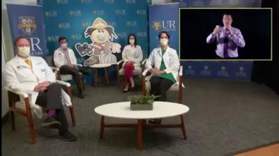 URMC doctors studying COVID-related syndrome in children