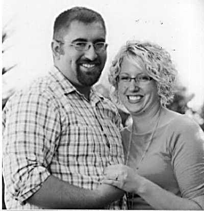 Joseph Root and Kari Washak