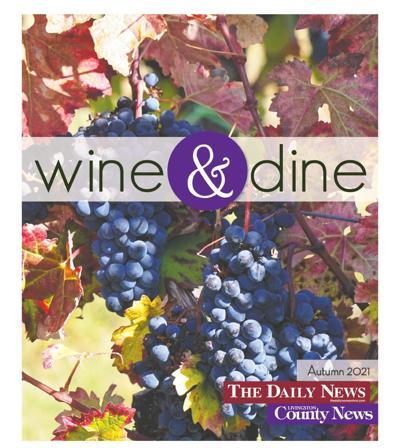 Wine & Dine cover