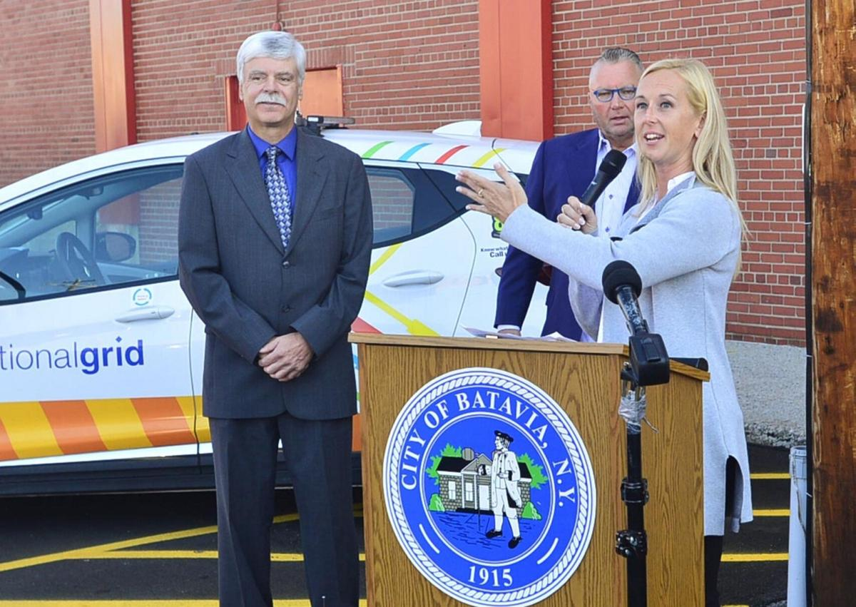 4 new EV stations for city