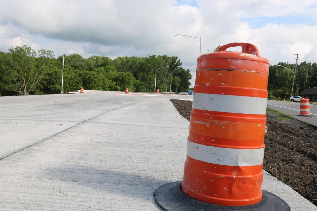Route 63 to see road closures