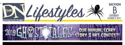 2019 Ghost Tales winners