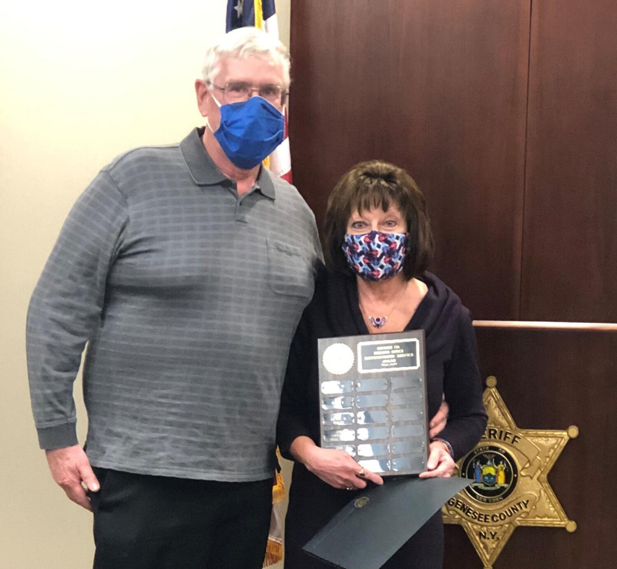 """DeLong is """"Officer of the Year"""""""