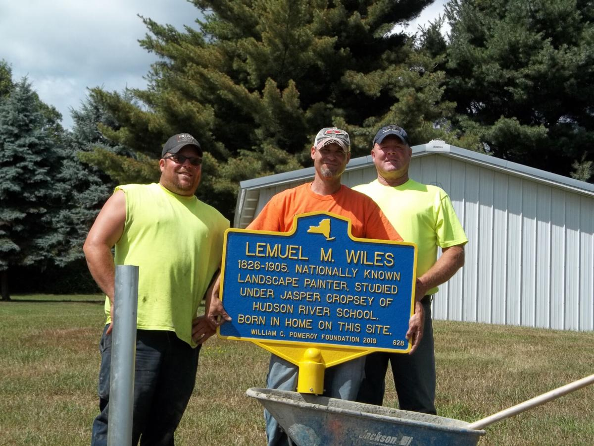 New historical markers placed in Perry