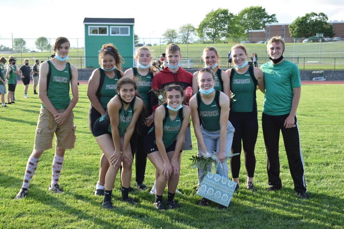 Pembroke girls put unbeaten streak on line