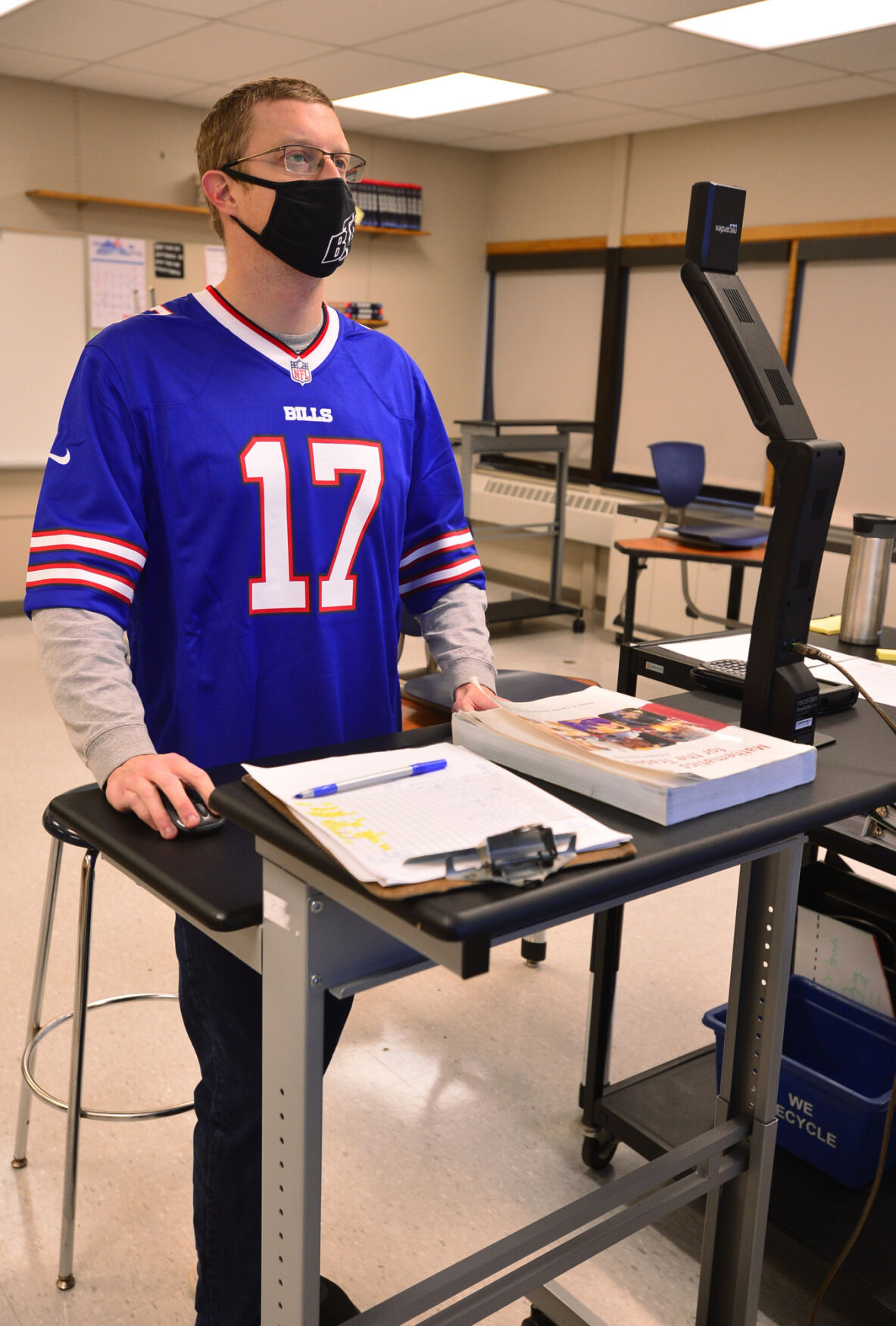 From the garage to the classroom