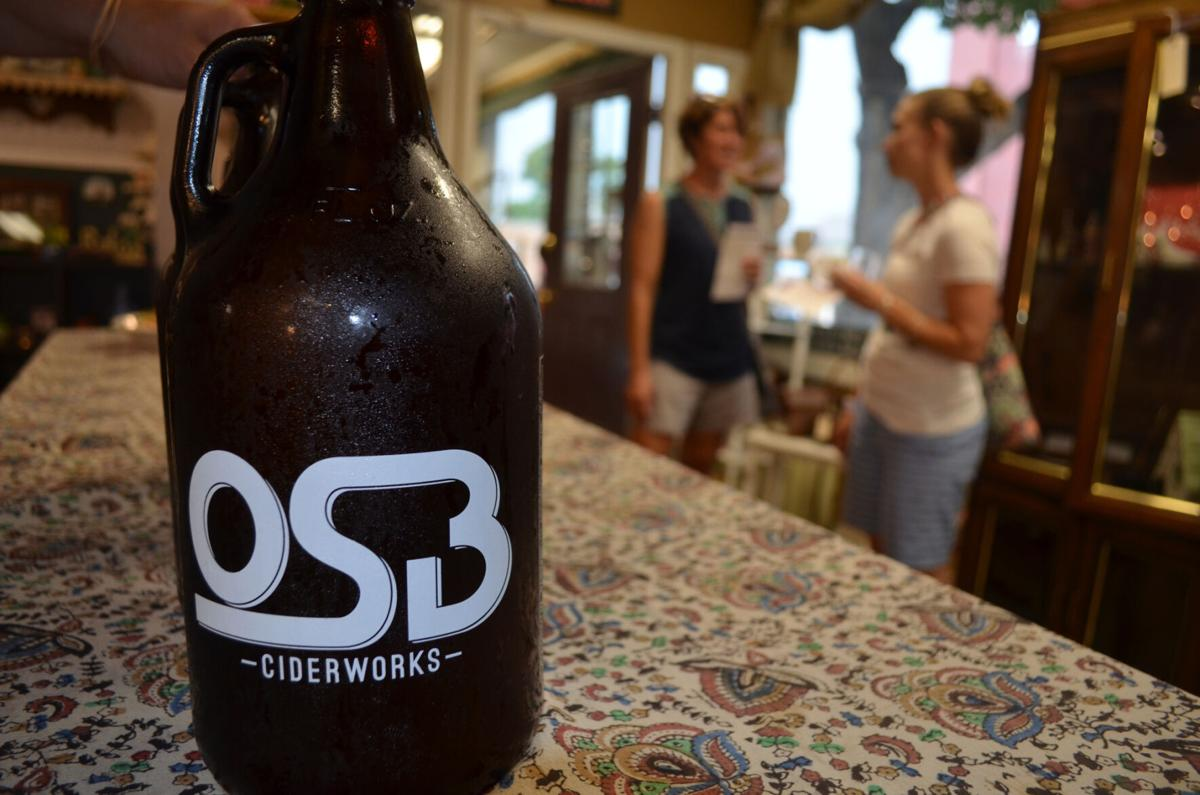 OSB Ciderworks expands to downtown Buffalo