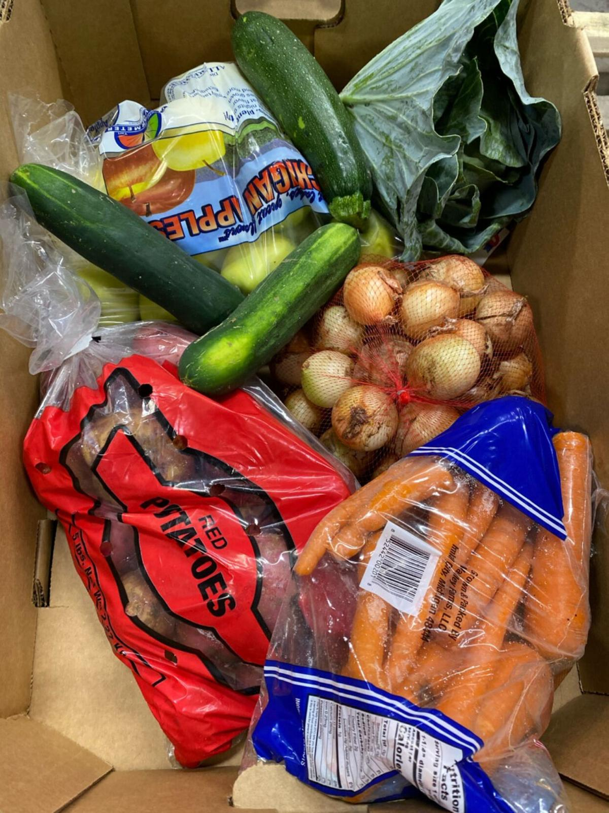 USDA program aiding Lyndonville apple grower