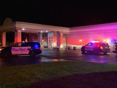 Man shot at Day's Inn