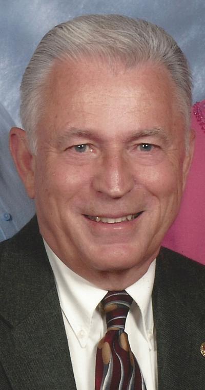 James E. Cackett