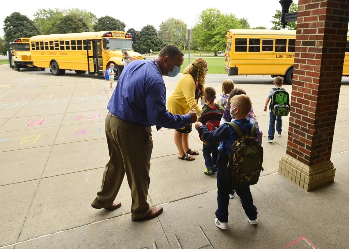 Area schools starting to open their doors