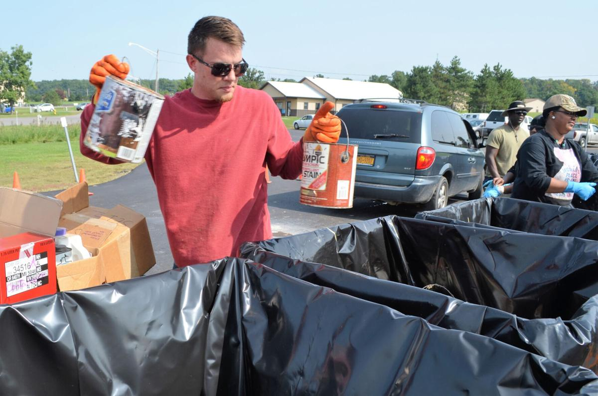GLOW region to host household hazardous waste, electronics collection events