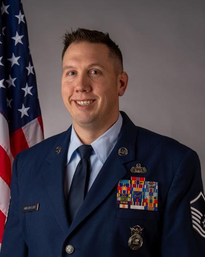 Medina man honored by NY Air National Guard