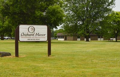 Another COVID death at Orchard Manor