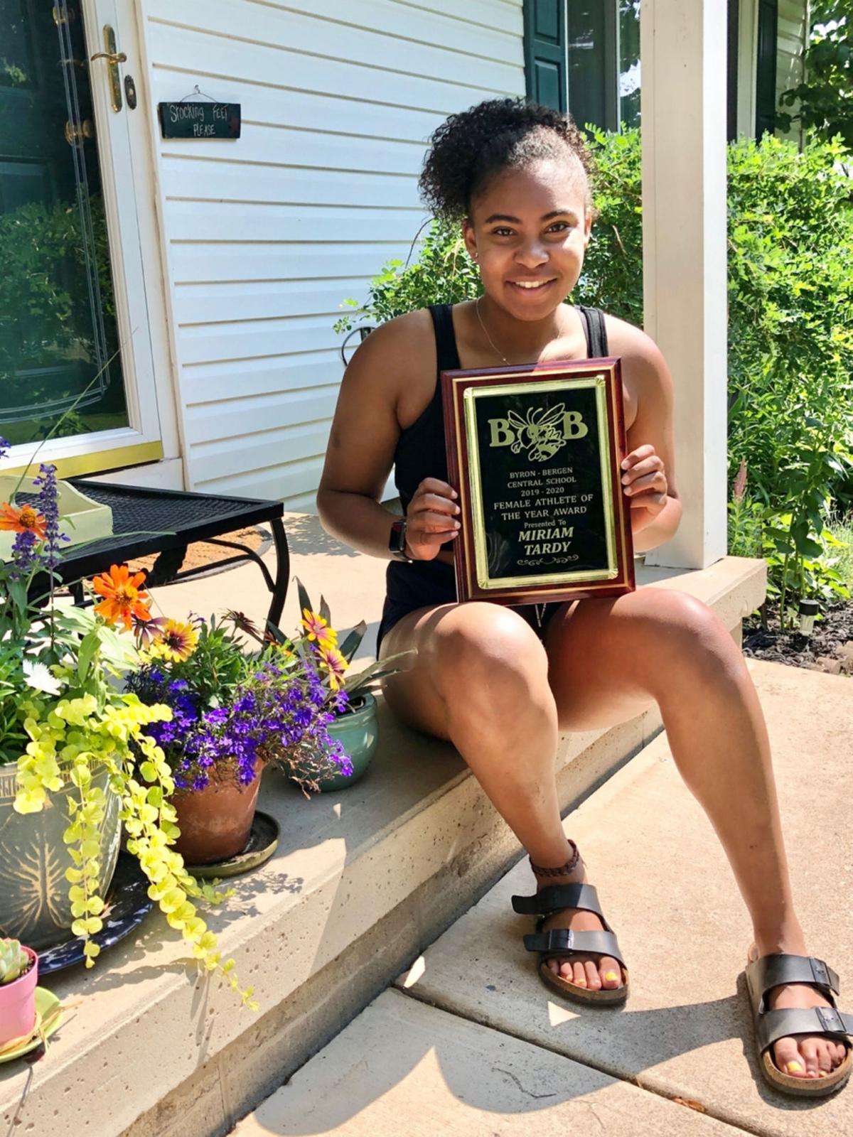 BB's, Tardy, OA's Rykert earn GR's highest honor