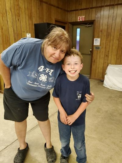 4-H mom shares memories to the next generation