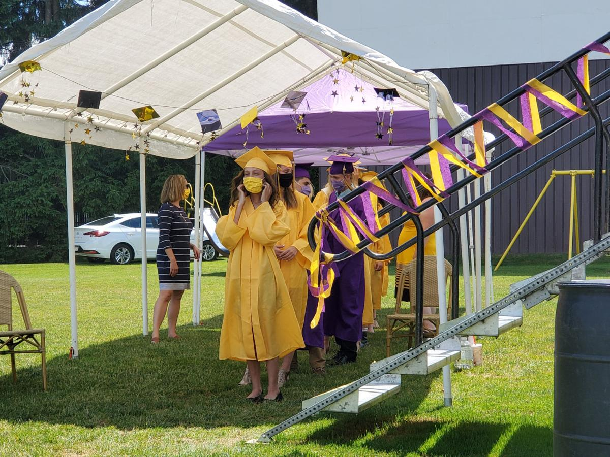 Pavilion grads share optimism