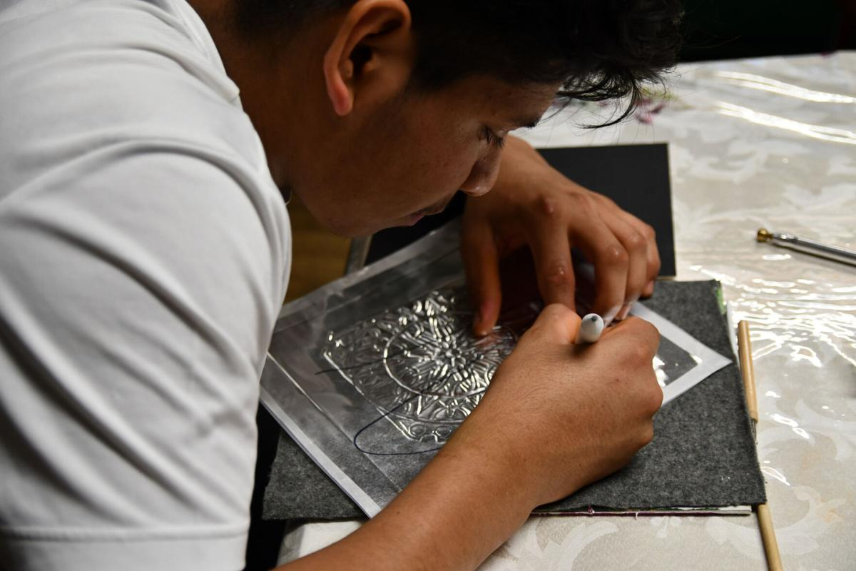 Connecting by design GVCA exhibition highlights art by migrant farmworkers