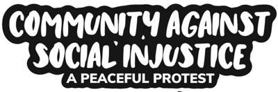 social injustice rally