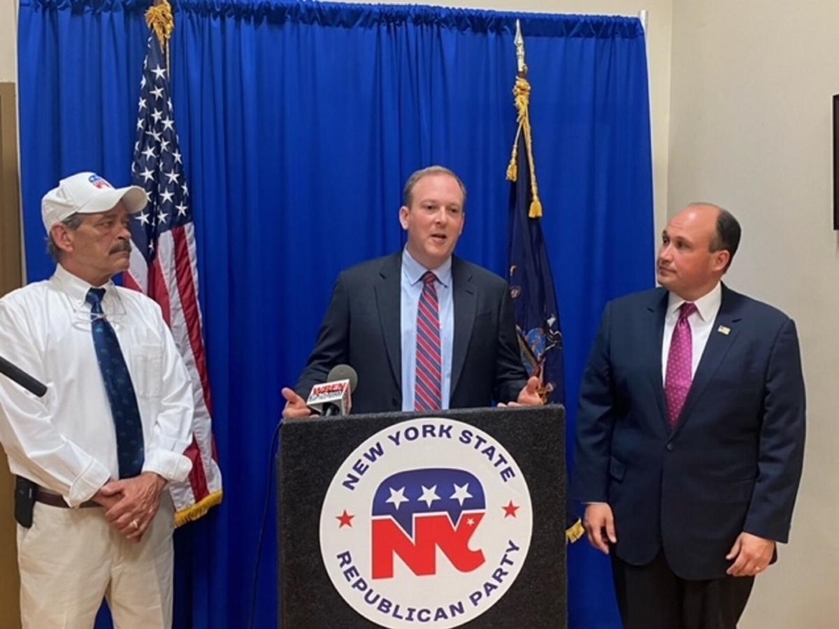 GOP candidate blasts Cuomo plan