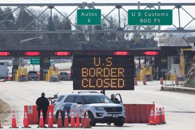 U.S. to open Canada, Mexico borders