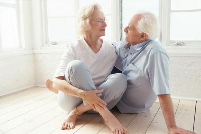Seniors and their new normal