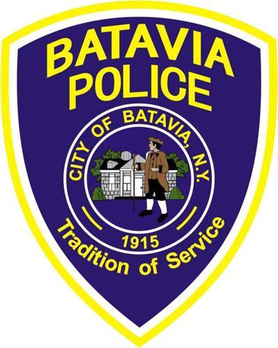 Batavia police logo
