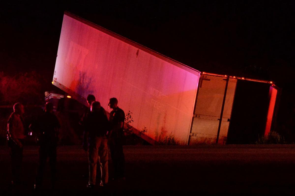 FBI searches trucker's home in Virginia