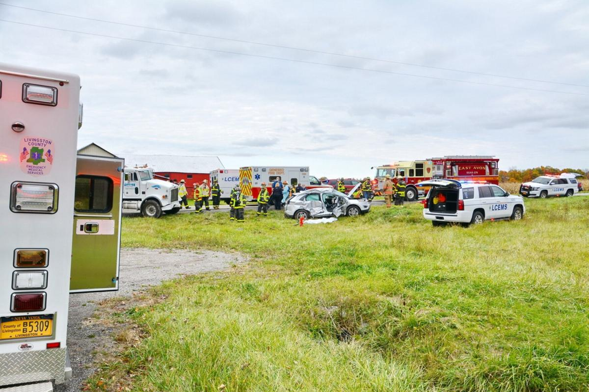 Couple dead in fatal Geneseo crash