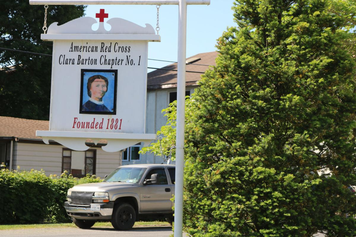 Dansville to honor Clara Barton RED CROSS FOUNDER: Statue to commemorate first American chapter