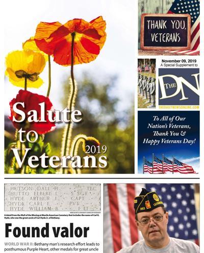 Salute to veterans 2019